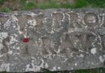 Erastus Inscription - Center-east