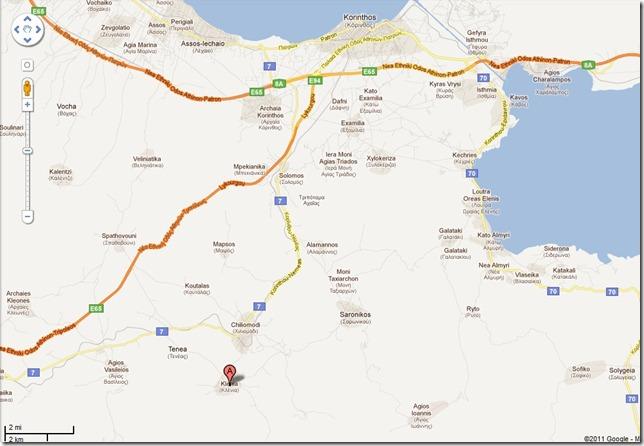 Map_Klenies_Corinthia