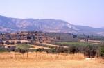 Perdhikaria Ridge viewed from Kromna