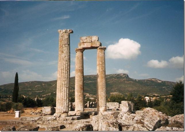 Nemea_Zeus temple 1