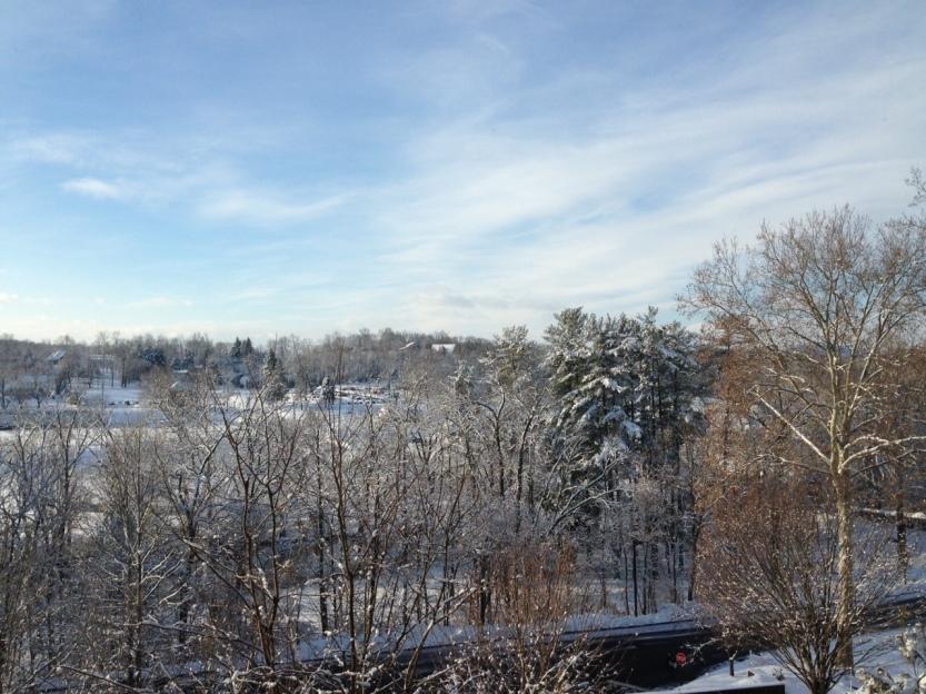 WinterSkyCentralPA