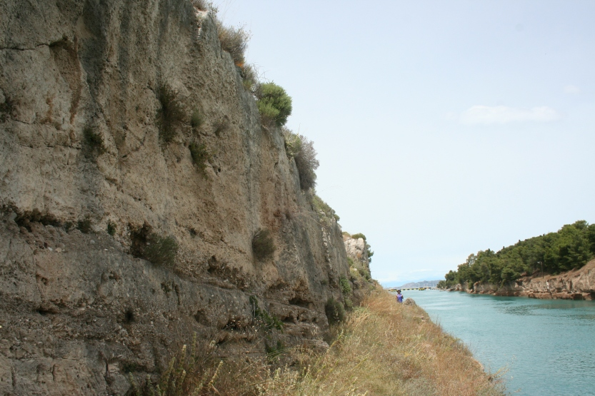 Ancient Canal Wall