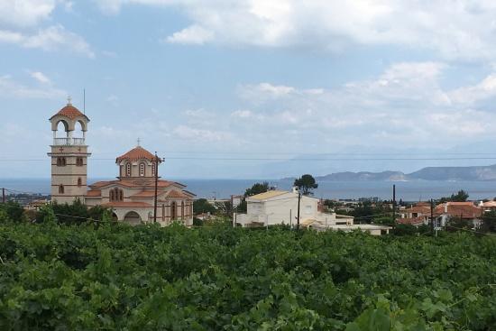 Church of Saint Paul in Ancient Corinth
